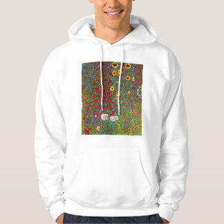 Jardín de la granja de Gustavo Klimt con sudadera
