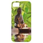jardín de la serenidad del zen de Buda iPhone 5 Case-Mate Fundas