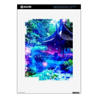 Jardín de la serenidad pegatina skin para iPad 3
