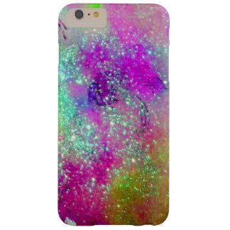 JARDÍN DE LAS SOMBRAS PERDIDAS - violeta púrpura Funda De iPhone 6 Plus Barely There