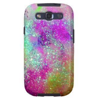 JARDÍN DE LAS SOMBRAS PERDIDAS - violeta púrpura r Galaxy SIII Cobertura