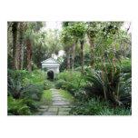 Jardín de los Palmettos del SC de Charleston y pos
