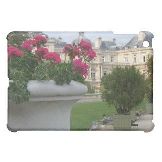 Jardin de Luxembourg Case For The iPad Mini