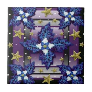 Jardín de medianoche azulejos ceramicos