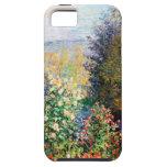 Jardín de Monet Montegron iPhone 5 Case-Mate Cárcasas