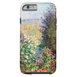 Jardín de Monet Montegron Funda De iPhone 6 Tough