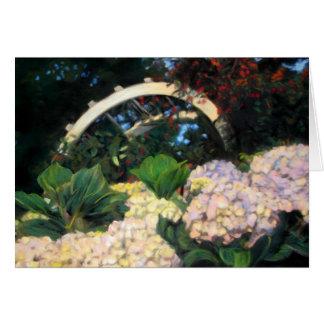 Jardín de Ned Grandin Tarjeta De Felicitación