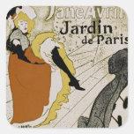 Jardin de Paris Sticker