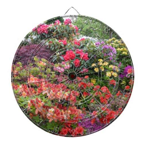 Jardín de placeres tablero dardos