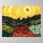 Jardín de Sun Impresiones