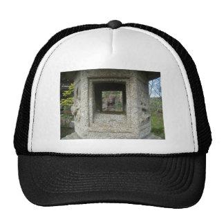 Jardín de té japonés gorras