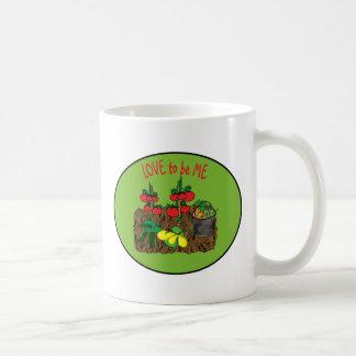 JARDÍN DE VEGIE - AMOR A SER YO TAZA DE CAFÉ