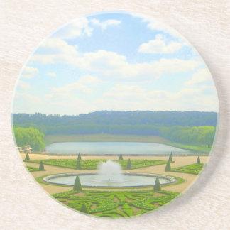 Jardín de Versalles Posavasos De Arenisca