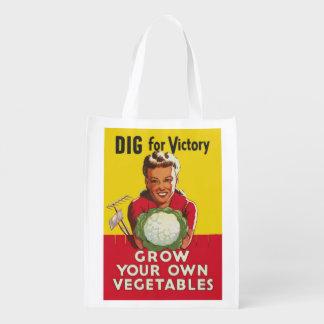 Jardín de victoria bolsas para la compra