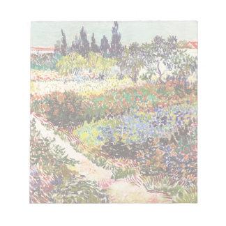 Jardín de Vincent van Gogh en Arles Blocs