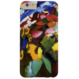 Jardín de Wassily Kandinsky-Murnau Funda Barely There iPhone 6 Plus