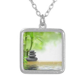 Jardín del agua de la tranquilidad del zen por amo joyería