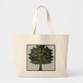 Jardín del árbol bolsas