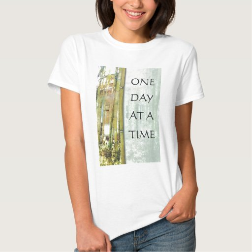 Jardín del bambú de ODAT Tshirts