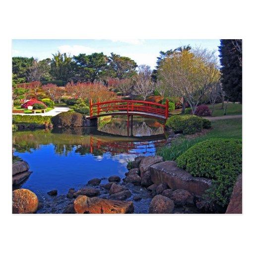 Jardín del japonés de Toowoomba Postal