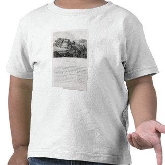 Jardín del oso, 1647 camiseta