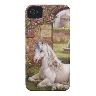Jardín del unicornio carcasa para iPhone 4 de Case-Mate