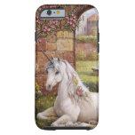 Jardín del unicornio funda de iPhone 6 tough