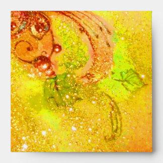 JARDÍN del verde PERDIDO del marrón amarillo de la