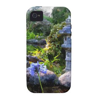 Jardín del zen iPhone 4/4S carcasas