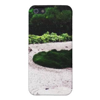 Jardín del zen iPhone 5 protectores