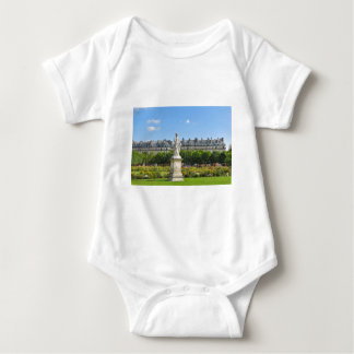 Jardin des Tuileries in Paris, France Baby Bodysuit