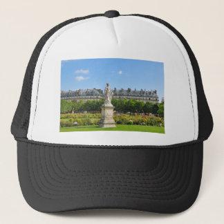 Jardin des Tuileries in Paris, France Trucker Hat