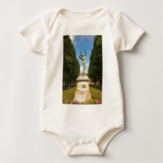 Jardin du Luxembourg in Paris Baby Bodysuit