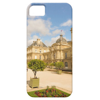Jardin du Luxembourg in Paris iPhone SE/5/5s Case