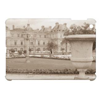Jardin du Luxembourg, vintage Paris iPad Mini Case