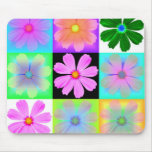 Jardín Flower-9-mousepad Mousepads