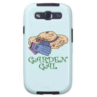 Jardín galón galaxy SIII cárcasa