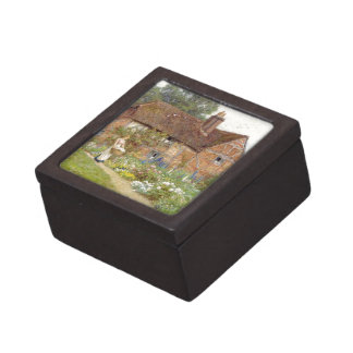 Jardín inglés caja de regalo de calidad