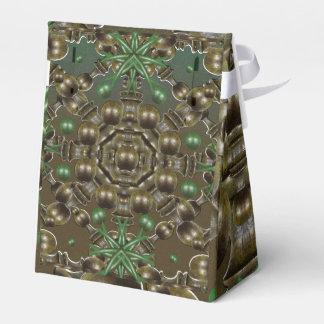 Jardín japonés caja para regalos de fiestas