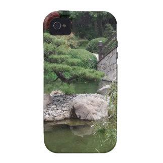 Jardín japonés Case-Mate iPhone 4 carcasa