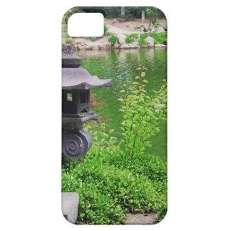 Jardín japonés iPhone 5 carcasa