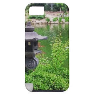 Jardín japonés iPhone 5 fundas