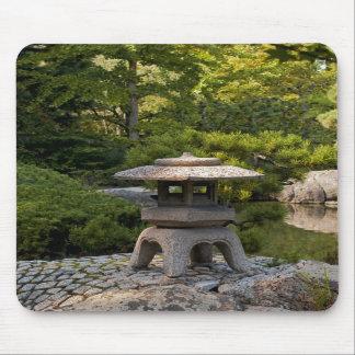 Jardín japonés Mousepad Alfombrillas De Ratón