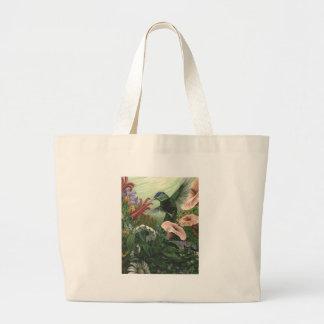 Jardín magnífico bolsa de mano
