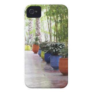 Jardin Majorelle, Majorelle Garden, now a public Case-Mate iPhone 4 Case