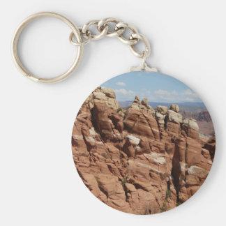 jardín Moab Utah de los diablos Llavero