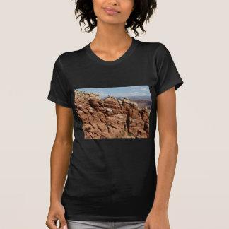 jardín Moab Utah de los diablos Camisetas