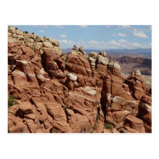 jardín Moab Utah de los diablos Tarjetas Postales