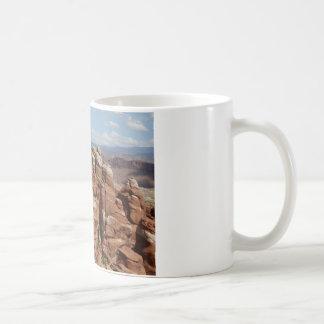 jardín Moab Utah de los diablos Tazas De Café