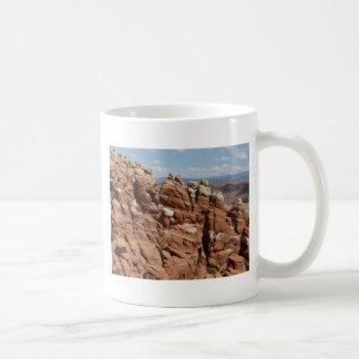 jardín Moab Utah de los diablos Taza De Café
